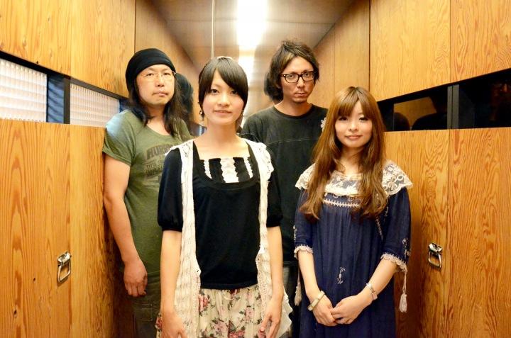 Aureole 2年振りのニュー・アルバム『Reincarnation』 メンバー後半インタビュー