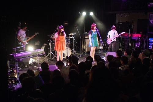 タルトタタン『1st LIVE @ SHIBUYA WWW』