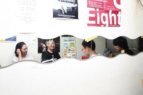 FLUID『Magic Machine Music』×odd eyes『thinking ongaku union local 075』リリース記念対談