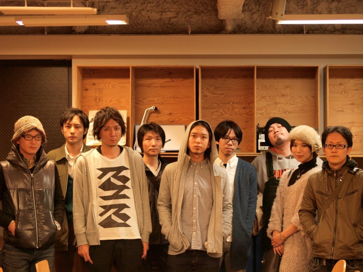 kilk records session final「最終回! レーベル・メイト座談会」