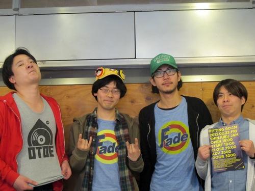 『FITTING ROOM VOL.1』開催記念対談 OTOE×笹口騒音ハーモニカ