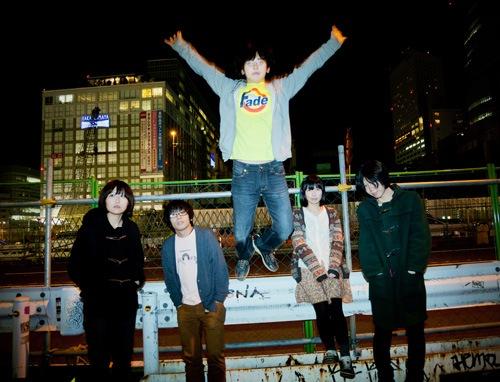 うみのて『IN RAINBOW TOKYO』リリース&インタビュー
