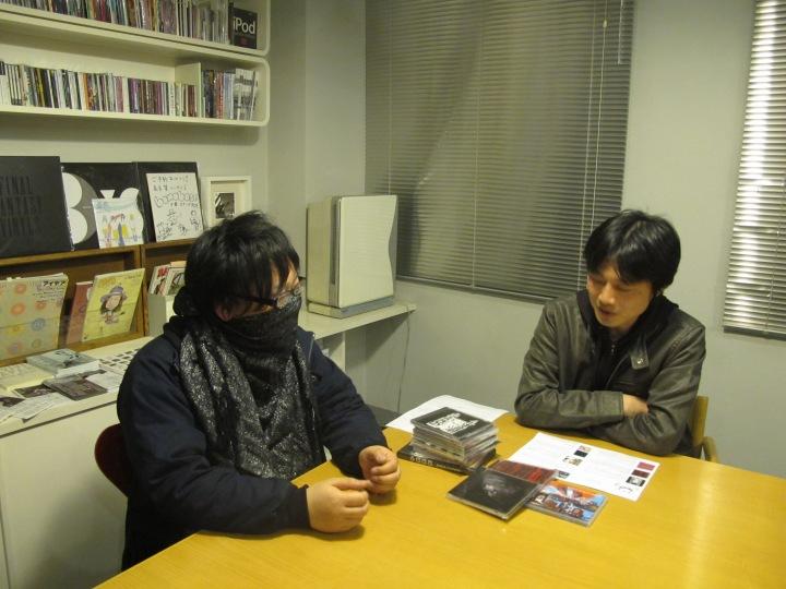 ノイズ音楽に迫る! dotsmark平野 × 吉田恭淑(GOVERNMENT ALPHA)