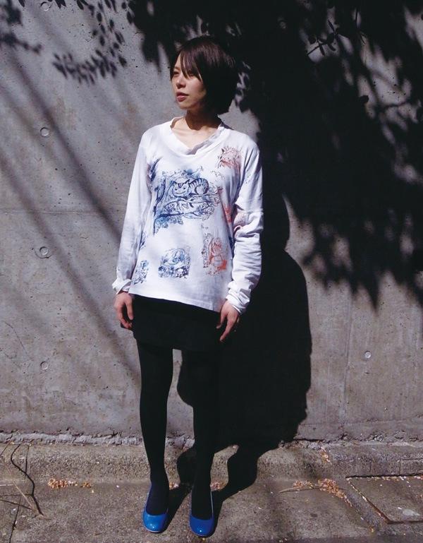インタビュー : yukaD、初ソロ作品「Exhibition」への想いを語る