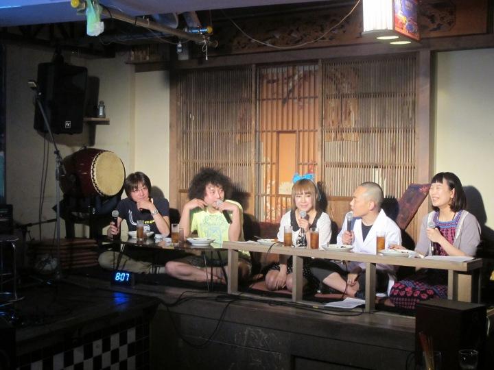 LIVE REPORT Dr.SounD 〜DSD聴き比べ実験室〜@阿佐ヶ谷LOFT A