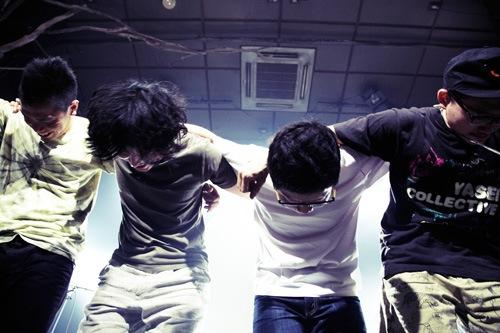 Yasei Collective『LIVE at お腹が痛い vol.4』をDSD5.6MHzで配信スタート