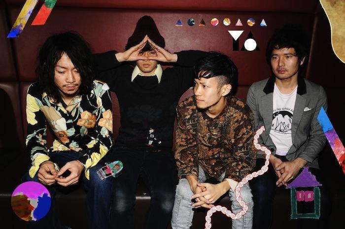 神戸発の4人組バンド、フレデリック。ライヴ定番曲をアナログ盤&配信で限定リリース!!