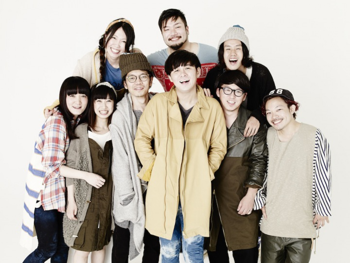 the chef cooks me、後藤正文(ASIAN KUNG-FU GNERATION)をプロデュースに迎えたオリジナル・アルバム【回転体』をリリース!