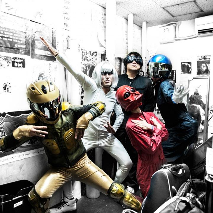 東京のライヴハウスを震撼させる人力ハウス・バンド、東京真空地帯を配信スタート