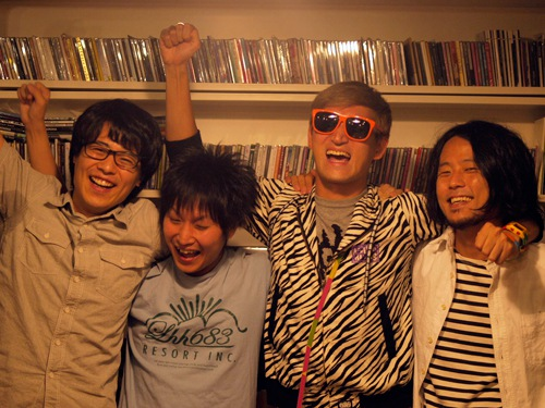 "music festival ""tieemo""開催記念、エモ対談!! グッドモーニングアメリカ×Choir touched teras chord"