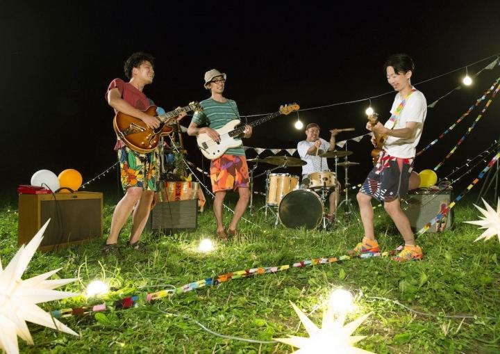 fula、初めての全国流通ミニ・アルバム『safari!』をリリース!