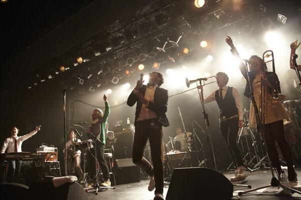 奇妙礼太郎トラベルスイング楽団、1年3か月ぶりのニュー・アルバムをリリース