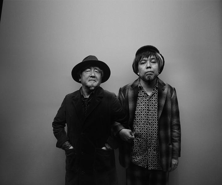 ナゴムレコード再始動第1弾!! 鈴木慶一とKERAのスーパー・ユニット始動! 〈インタヴュー〉奇天烈サウンドの謎に迫る!?