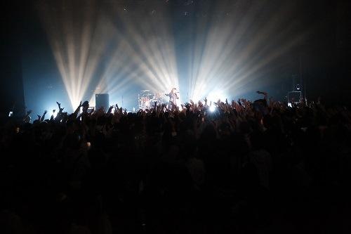 LIVE REPORT 2013年11月10日(日)〈TOKYO BOOTLEG -7th anniversary party-〉@新木場STUDIO COAST
