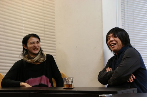 camellia石渡×それでも世界が続くなら篠塚の対談を開催!