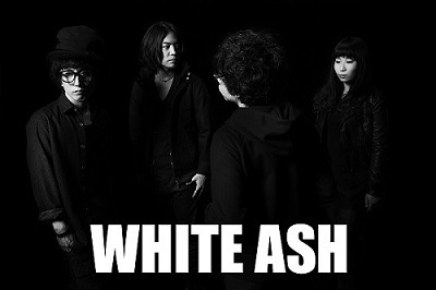 WHITE ASH、ロック・シーンの王めざす、全身全霊の2ndアルバムをリリース