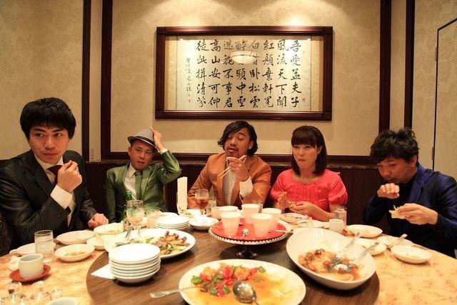 <音楽前夜社>のスガナミユウ率いるGORO GOLO、待望の2ndアルバムをリリース