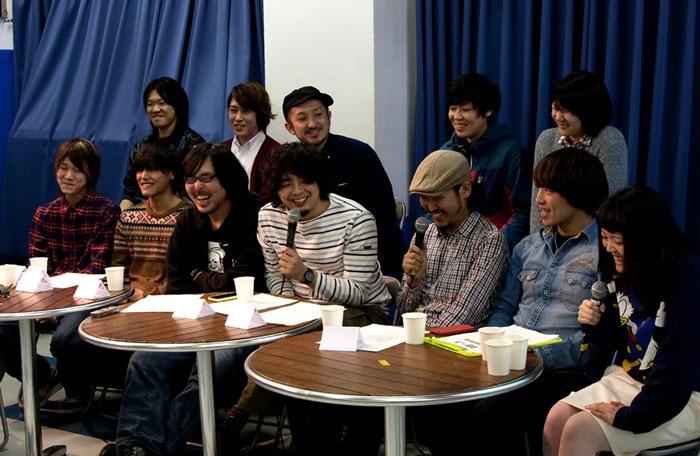 <ヨヨフェス>開催記念! 出演者が一同に会したUst公開インタヴューの模様をお届け!