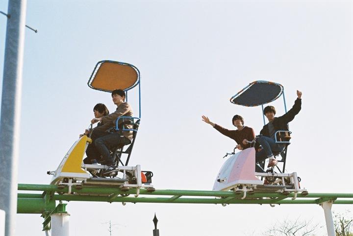 ミツメ、3作目となるアルバム『ささやき』を配信開始&インタビュー