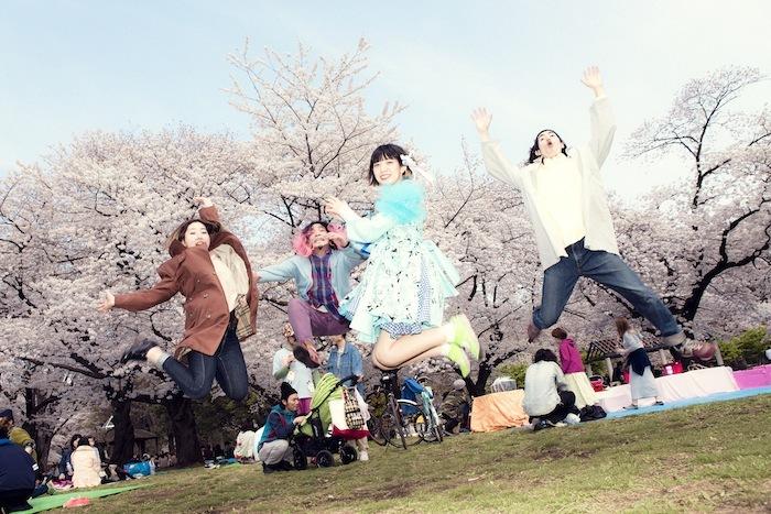 SEBASTIAN X、3年目の〈TOKYO春告ジャンボリー〉&音沙汰がハイレゾ音源でリリース!!