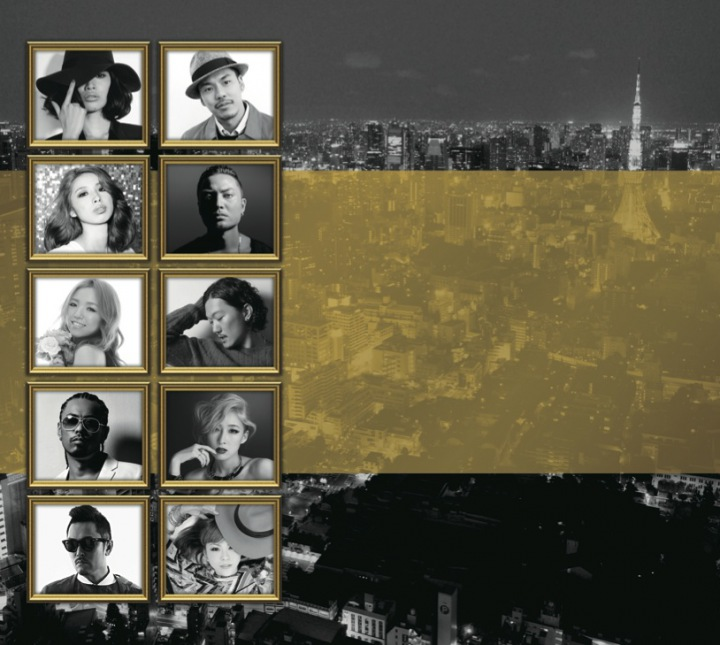 R&Bの人気アーティストたちによるカヴァー・アルバムをハイレゾ配信