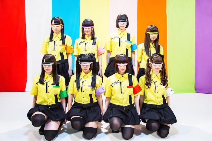 ゆるめるモ!、新作ミニ・アルバム『Electric Sukiyaki Girls』をハイレゾ配信開始