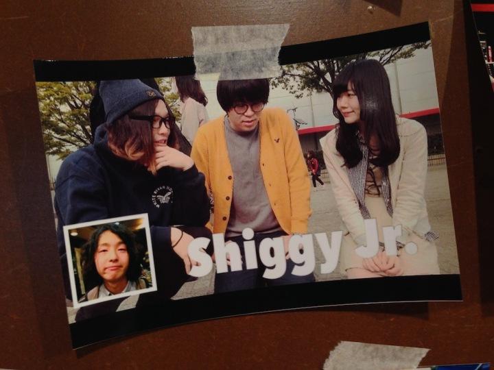 Shiggy Jr、ミニ・アルバム『LISTEN TO THE MUSIC』をリリース