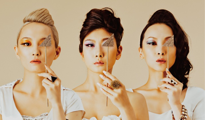 暗黒Perfume、ツリメラの1stアルバムをハイレゾ配信スタート&製作陣インタヴュー