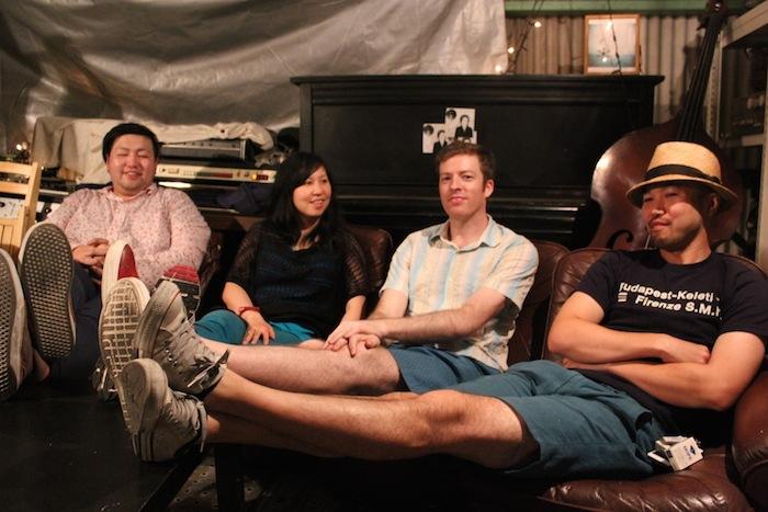 33RECORD、33週連続リリース企画『Biff Sound』第23弾をリリース&金子泰介、金子祐二、アレックス・ケレハー、インタヴュー!!