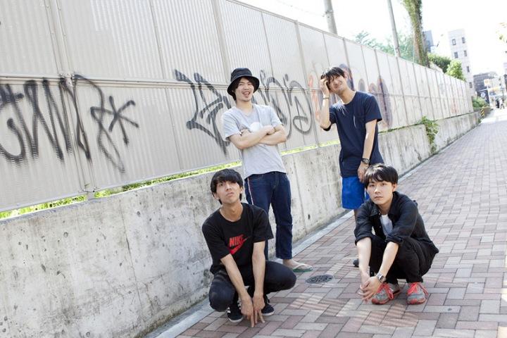 ファースト・アルバム発売記念対談!! THIS IS JAPAN × スライディングが普通の歩き方