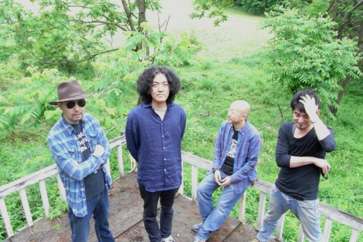 moools、4人編成初となるニュー・アルバムをリリース