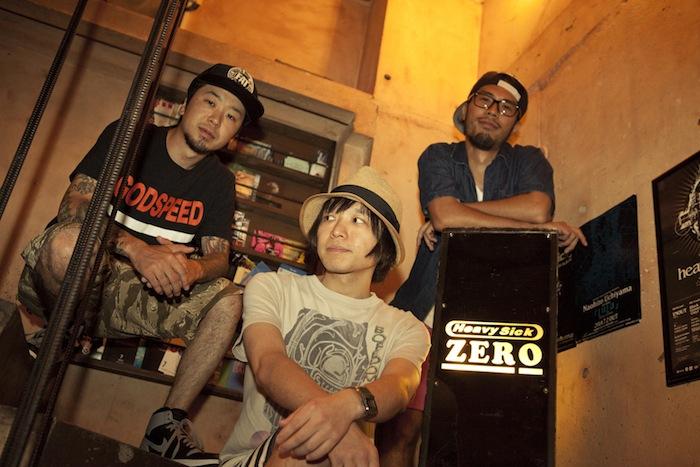 Genius P.J's、約2年ぶりの新作E.Pをハイレゾ配信!! DJ SHUN、アグラ神楽との鼎談を掲載!!