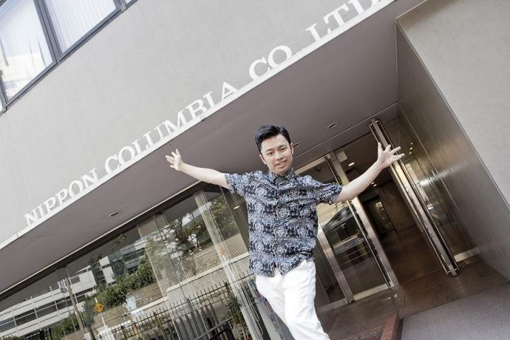 """在日ファンク、祝メジャー・デビュー!! 日本コロムビアまで行ってハマケンに""""ほぼ""""100個の質問をしてきた!!"""