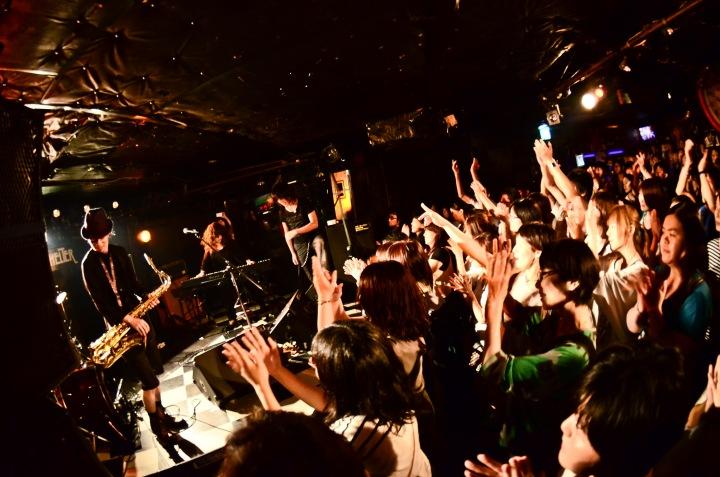 ジャズ・パンク・バンド、KAGEROの4作品目をハイレゾ配信!!