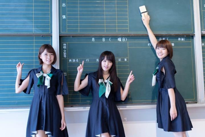 """Negicco、元・中学校の図工室で録音したライヴ音源を""""最高音質""""で配信開始!!"""