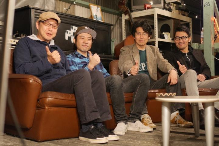 33RECORD、33週連続リリース企画『Biff Sound』も大団円!! セレクション作品第7弾「Biff Sound Selection 07」フリー配信&インタヴュー!!