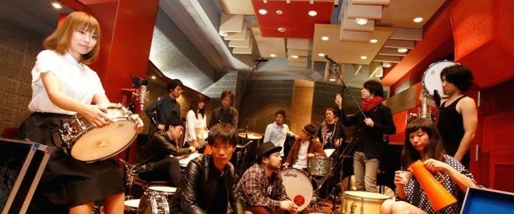 DQS、アルバム『DQS』を1週間先行ハイレゾ配信開始&インタヴュー掲載