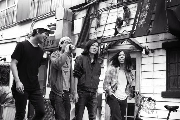 never young beach、ファースト・アルバムと幻の自主音源配信&インタヴュー公開