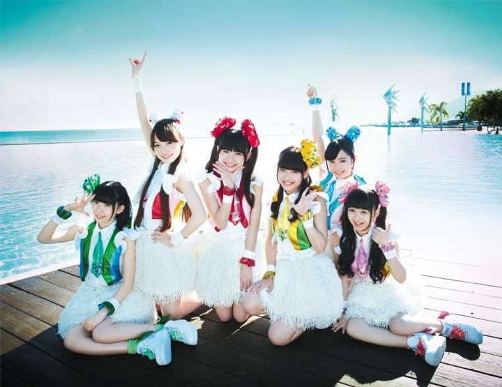 乙女新党、7月赤坂BLITZに向けて一直線!! 新シングルをハイレゾ配信&インタヴュー