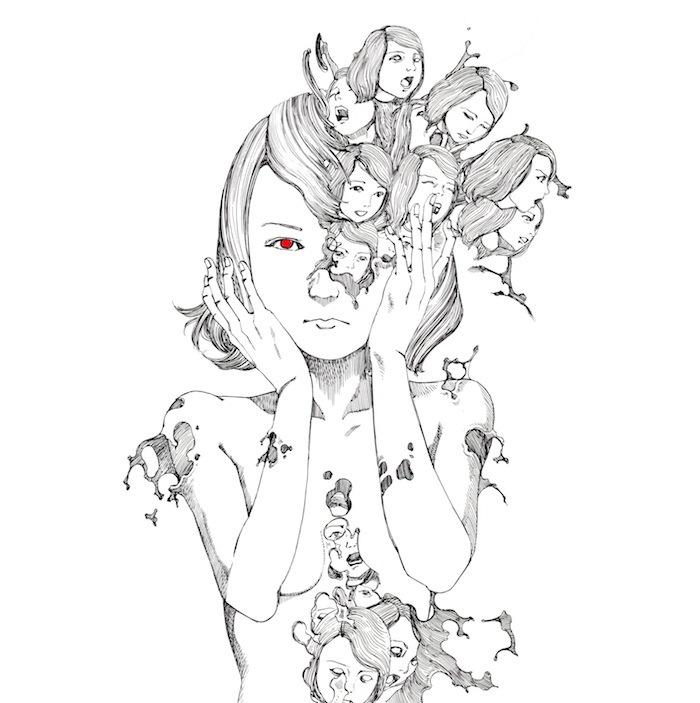玉手初美、2ndミニ・アルバム『細胞』をハイレゾ配信スタート&インタヴュー掲載