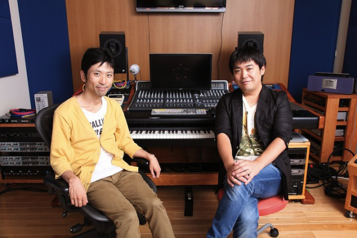 ハイレゾ音楽制作ユニット!? Beagle Kickが1stアルバムをリリース&インタヴュー