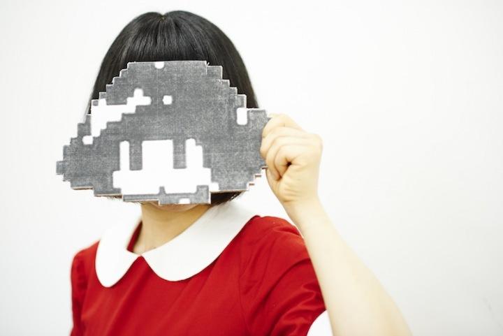 歌う8Bitガール、谷本早也歌のデビュー作を配信&インタヴュー