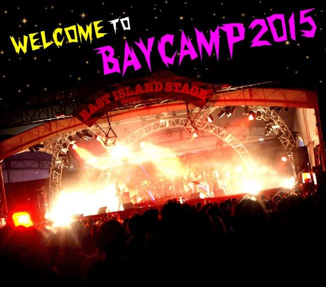 ドキドキとロックだけを発信するオールナイト野外イベント〈BAYCAMP 2015〉は9月5日開催!! 主催者と下見に行って写真を撮ってきた!!