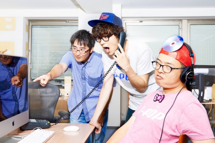 ONIGAWARA、待望の1stアルバムを全曲フル試聴&予約開始! connieも交えたインタヴュー掲載!
