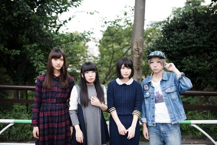 Maison book girl、記念すべき初アルバムをハイレゾ配信&インタヴュー掲載!!