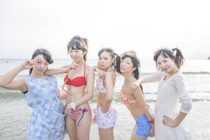 〜Never Summer End〜 みきちゅと行く海‼ 由比ヶ浜海岸をバックに、彼女たちが描く未来とは⁉