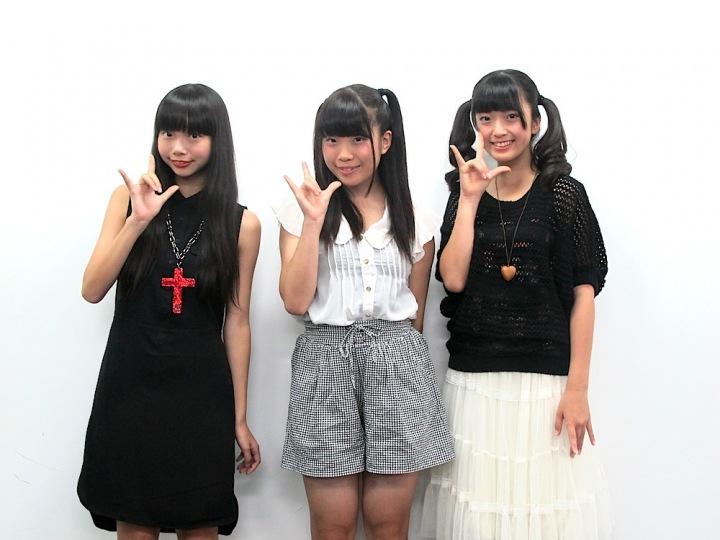 3776の対談連載「3776のなかよくなれるかな?」vol.3は、7☆マーメイドが登場!