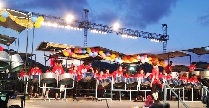 総勢30名のスティールパン奏者によるパノラマ・スティール・オーケストラ、新作を限定楽曲とともにハイレゾ配信
