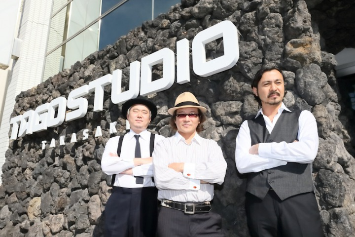勝手にしやがれのメンバーによるジャズ・トリオLittle Donutsのライヴ・レコーディング作品をDSD 11.2MHzとハイレゾで独占配信!