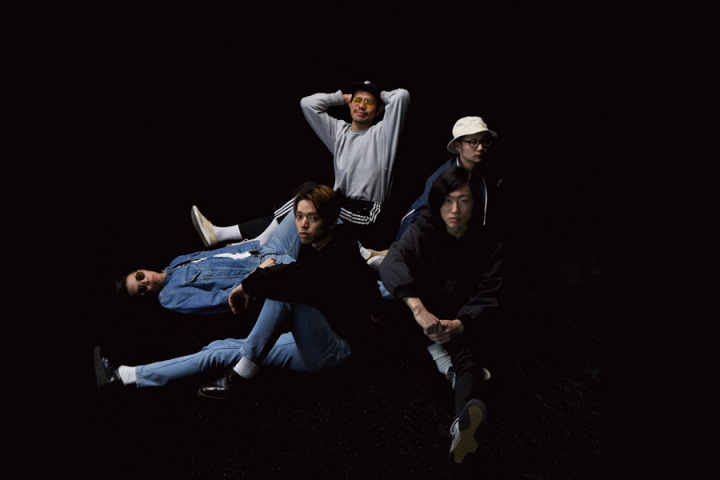 PAELLAS、2016年元旦リリースの新EP配信&インタヴュー
